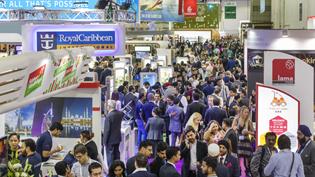 迪拜-阿拉伯旅游展