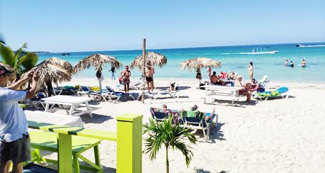 欢乐假日海滩酒店